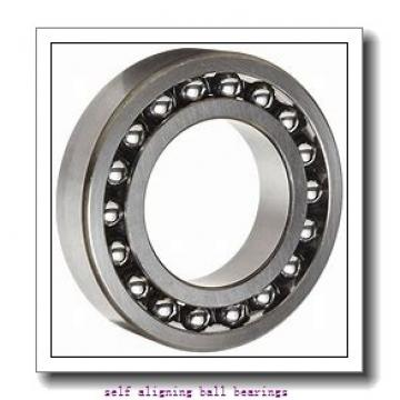 40 mm x 80 mm x 18 mm  SKF 1208 ETN9  Self Aligning Ball Bearings