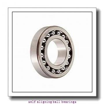 40 mm x 80 mm x 23 mm  SKF 2208 E-2RS1KTN9  Self Aligning Ball Bearings